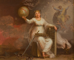 The catholic world view, allegory