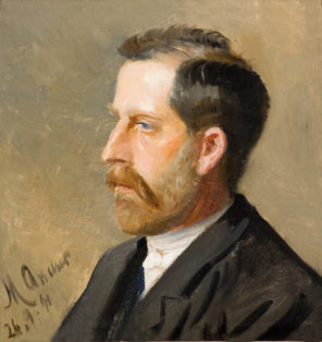 Portrait of Oscar Boeck
